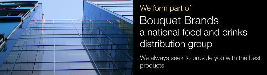 we form part of Bouquet Brands